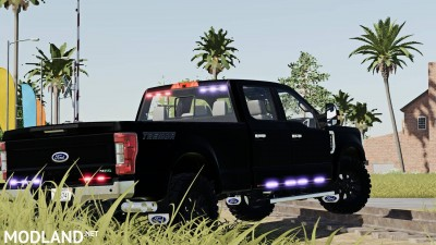 2020 Ford F-Series Slick Top Ghost v 1.0, 3 photo