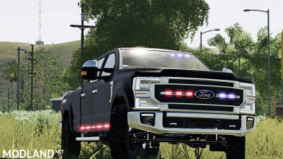 2020 Ford F-Series Slick Top Ghost v 1.0, 1 photo