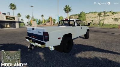2nd Gen Dodge Ram 3500 v 2.0, 4 photo