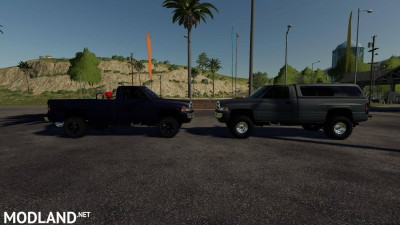 2nd Gen Dodge regular cab longbed v 1.0, 4 photo