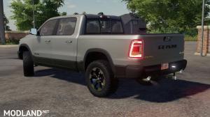 Dodge Ram 1500 Rebel v 1.0, 2 photo