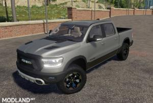 Dodge Ram 1500 Rebel v 1.0