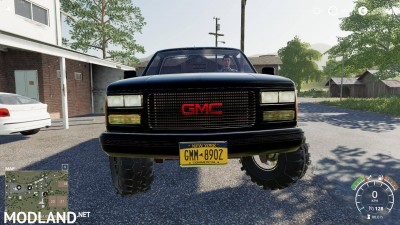 95 GMC PIckup  V 1.0 , 7 photo