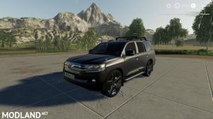 Toyota Land Cruiser 200 2016, 1 photo
