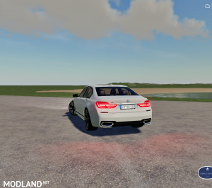BMW 7 Series FS 19, 1 photo
