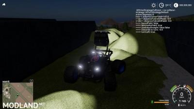 AMAZONE CRASSHOPPER v 1.0, 1 photo