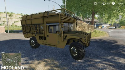 Army humvee v 1.0, 1 photo