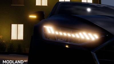 Audi A7 2018 v 1.0, 10 photo