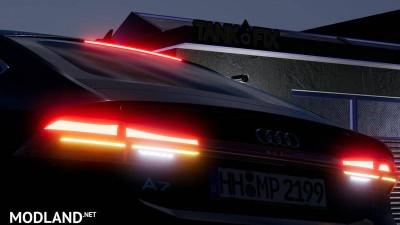 Audi A7 2018 v 1.0, 11 photo