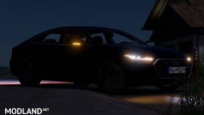 Audi A7 2018 v 1.0, 3 photo
