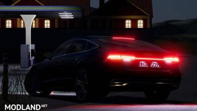 Audi A7 2018 v 1.0, 5 photo