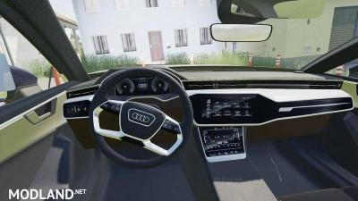Audi A7 2018 v 1.0, 6 photo