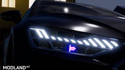 Audi A7 2018 v 1.0, 9 photo