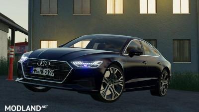 Audi A7 2018 v 1.0, 1 photo