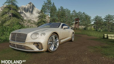 Bentley Continental GT 2018 v 1.0, 1 photo