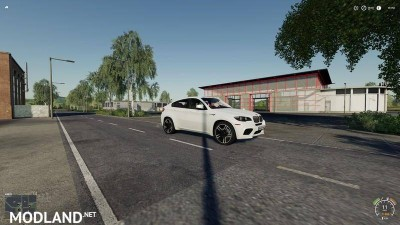 BMW x6M CHIP TUNING BY SZ CLAN