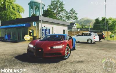 Bugatti Chiron SportFs19 v 1.0