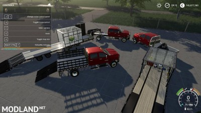 Chevy 4500 3 bed option v 1.2.1, 1 photo