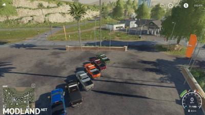 City Service 2020 Silverado v 1.0, 6 photo
