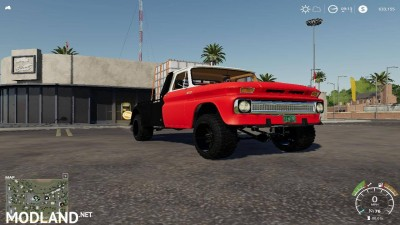 Cowboy2300's K10 Flatbed Edit v 1.0