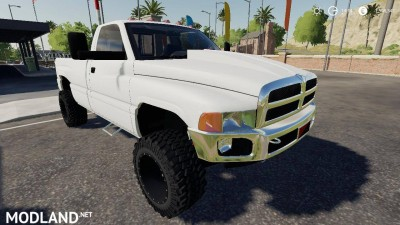 Dodge fixed bumper v 1.0, 3 photo