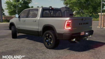 Dodge Ram 1500 Rebel v 1.1, 3 photo