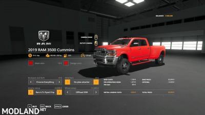 DODGE RAM 3500 DRW/SRW REVISED v 3.1.1, 3 photo