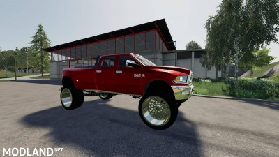 Dodge Ram 3500 Lifted v 3.0, 3 photo