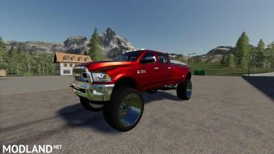 Dodge Ram 3500 Lifted v 3.0
