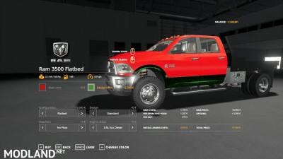 Dodge ram 3500 v 1.0, 3 photo