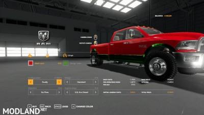Dodge ram 3500 v 1.0, 5 photo