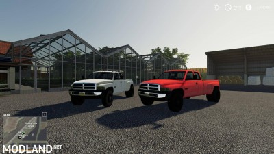 Dodge Ram 3500 v 1.3, 1 photo