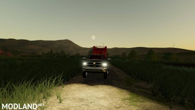 Dodge Single Cab v 1.0, 3 photo
