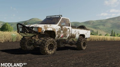 EXP19 84 Toyota Hilux v 1.0, 2 photo