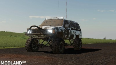 EXP19 84 Toyota Hilux v 1.0, 3 photo