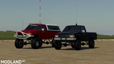 EXP19 84 Toyota Hilux v 1.0, 4 photo