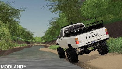 EXP19 84 Toyota Hilux v 1.0, 1 photo
