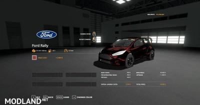 Ford Fiesta Rally v 1.19, 2 photo