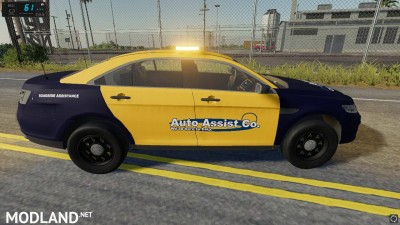 Ford Taurus Police Interceptor v 1.3