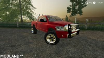 FS19 2007 Dodge Ram v 1.0