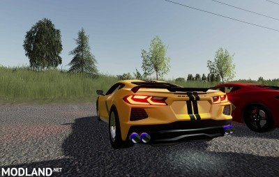 FS19 2020 corvette v 1.0, 4 photo