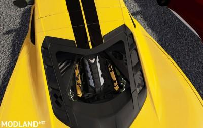 FS19 2020 corvette v 1.0, 6 photo