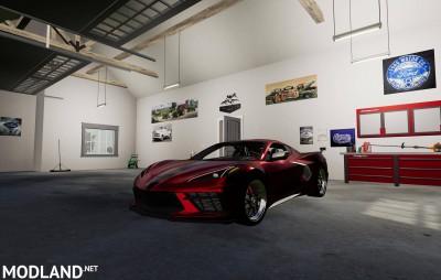FS19 2020 corvette v 1.0, 8 photo