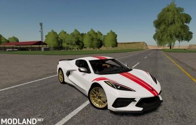 FS19 2020 corvette v 1.0, 9 photo