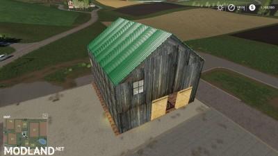 FS19 House converted Barn Beta