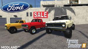 Ford F250 1970, 1 photo