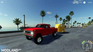 Ford F250 1970, 3 photo