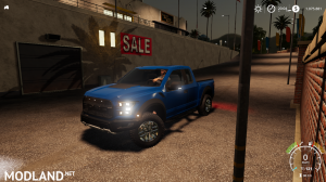 Ford Raptor 2017 BETA fs19