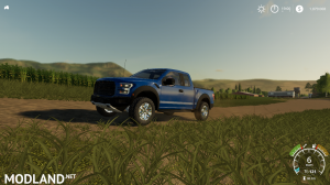Ford Raptor 2017 BETA fs19, 5 photo