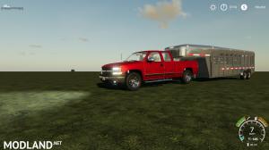 """Chevrolet Silverado 1500 99"""", 1 photo"""